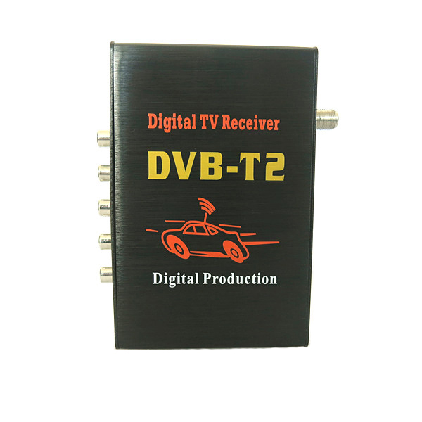 DVB-T2 - Digital TV Receiver
