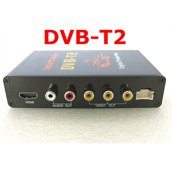 DVB-T2 - Digital TV Receiver- image 1