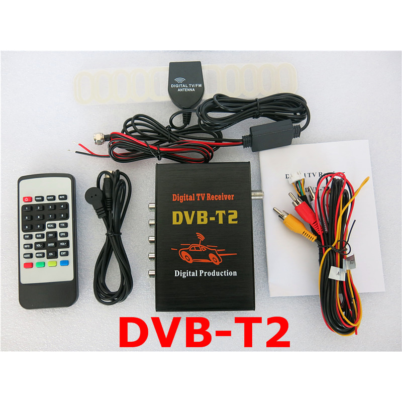 DVB-T2 - Digital TV Receiver- image 3