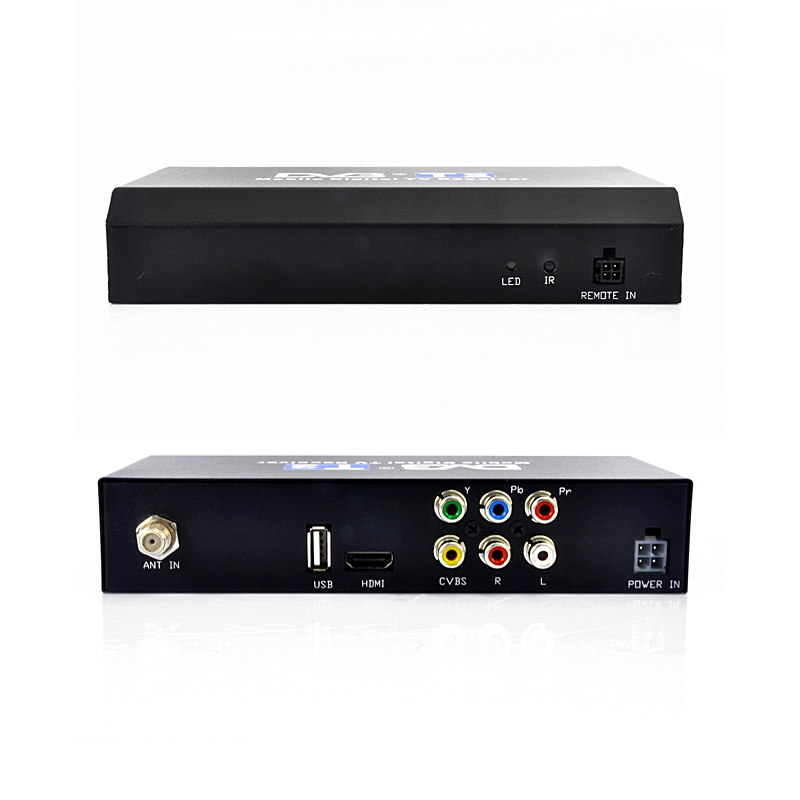 HD/SD DVB-T2 Digital TV Receiver- image 1