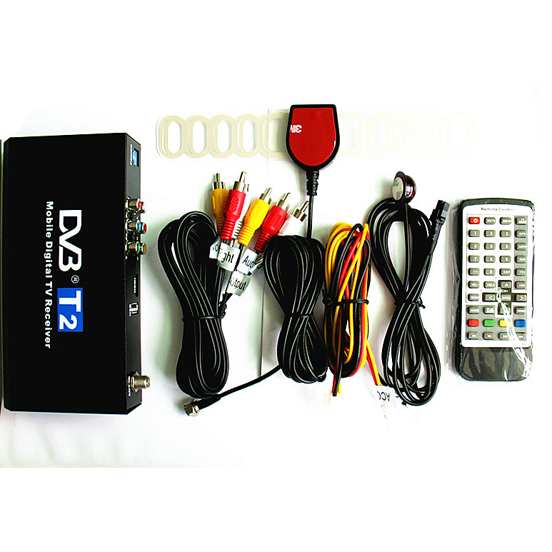 HD/SD DVB-T2 Digital TV Receiver- image 2