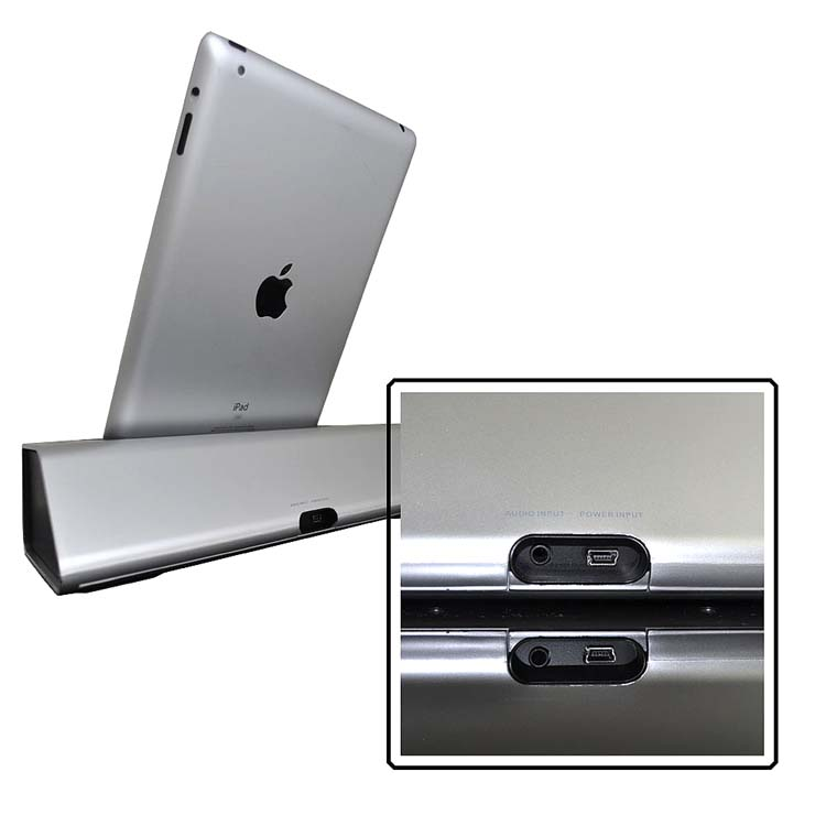 HIFI Charger Speaker for iPad/iPhone/iPod 2- image 1