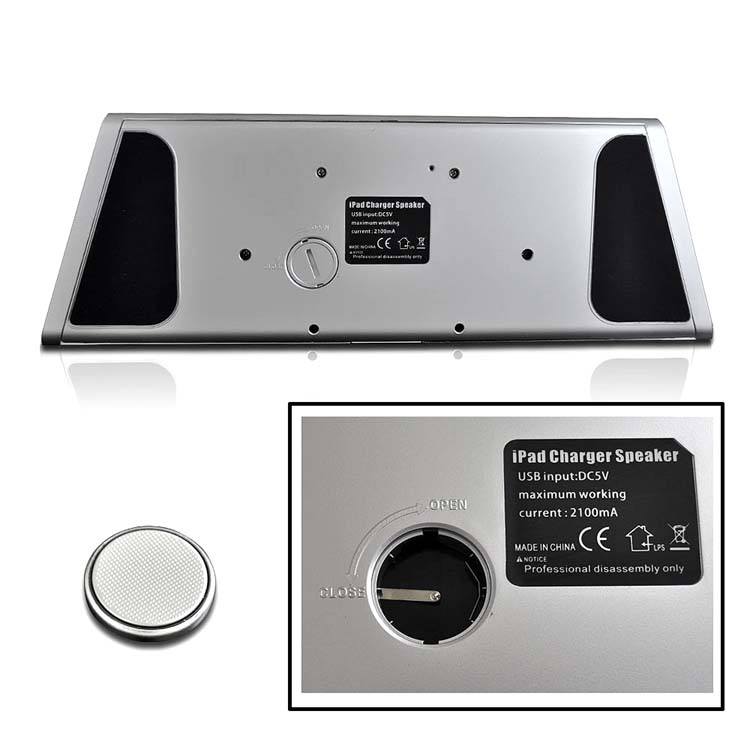 HIFI Charger Speaker for iPad/iPhone/iPod 2- image 2