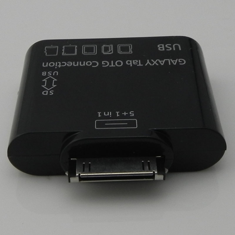 OTG Connection Kit + Card Reader for Samsung Galaxy Tab 10.1 P7510/P7500/P7300/P7310- image 5