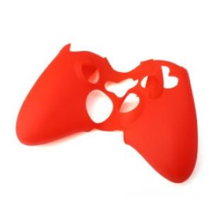 10 X Silicone Protective Case for Xbox 360 Controller (Red)
