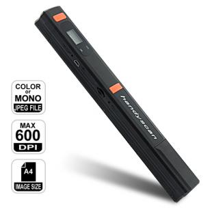 A4 colorful Handy Portable Scanner - handyscan (Handheld, Cordless)