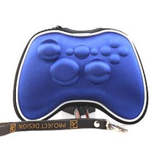 Buy Airfoam Pouch for Xbox360 Controller - Blue 1