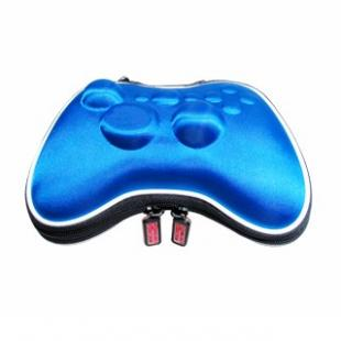 Airfoam Pouch for Xbox360 Controller - Blue