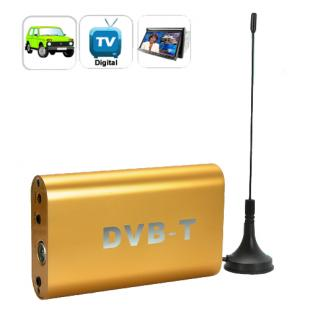 Car DVB Digital TV receiver - DVB - T ( T188B SD MPEG-2)