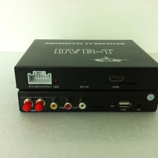 Buy Car High-speed Mobility HD DVB-T Receiver + Video Audio Decoder 1