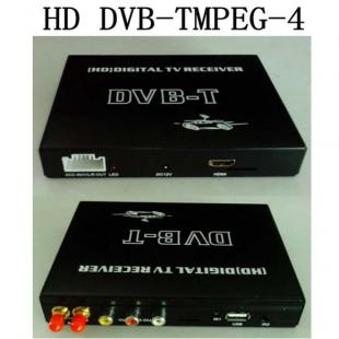 Buy Car High-speed Mobility HD DVB-T Receiver + Video Audio Decoder 4