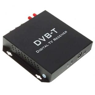 Buy Car Mobile DVB-T Digital Television TV Receiver Box 2
