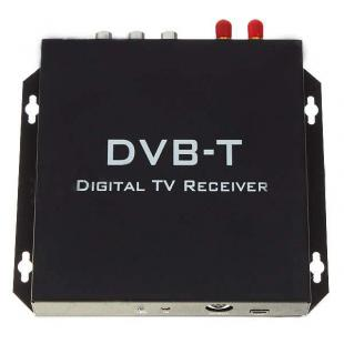 Car Mobile DVB-T Digital Television TV Receiver Box