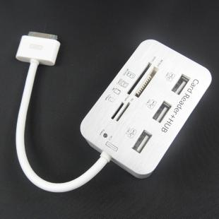 Card Reader/Hub Conection Kit For iPad/iPad 2