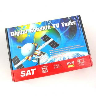 Buy Digital satellite TV tuner, SAT, LNB and Switch Control PCI Card (Used on PC) 5