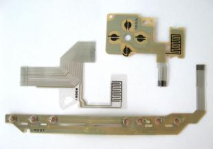 Direction & Selection Key FPC Ribbon Cable Repair Parts for PSP1000