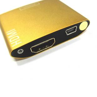 Buy Dock to HDMI adapter for ipad 1 ipad 2 iphone ipod touch 4 - Gold 1