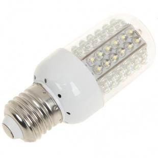 Buy E27 5W 6500K 460-Lumen 78-LED White Light Bulb 1