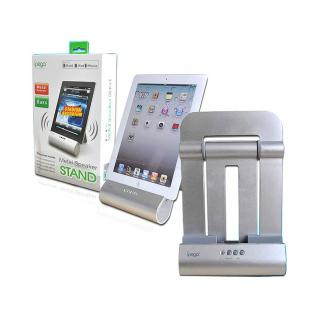 Fashion Data Sync and Charging Docking Station w/ Speaker for iPad/iPad 2/iPhone/iPod