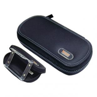 For PSP Black - Nylon Pouch