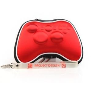 Buy For Xbox360 Controller - Airfoam Pouch - Red 1