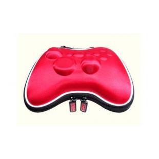 For Xbox360 Controller - Airfoam Pouch - Red