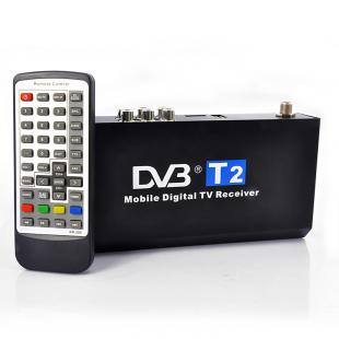 HD/SD DVB-T2 Digital TV Receiver