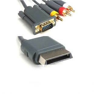 Buy HD VGA AV Cable for Xbox 360 1