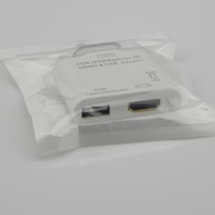 Buy HDMI + USB adapter for ipad/iphone4/ipod touch4 1