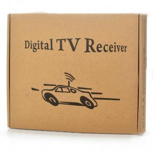 Buy ISDB-T Digital Car TV Receiver Box for Japan 1