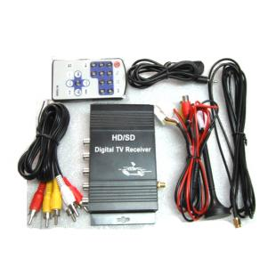 ISDB-T Digital Car TV Receiver Box for Japan