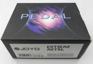 Buy JOYO EXTREME METAL AMP SIMULATOR, Guitar Effect PEDAL 5