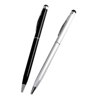 Buy Luxurious Capacitive Stylus Pen with Ballpoint Pen - Black 3