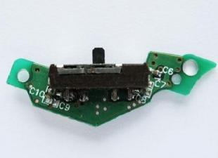 Buy ON OFF Power Switch Board for PSP2000 1