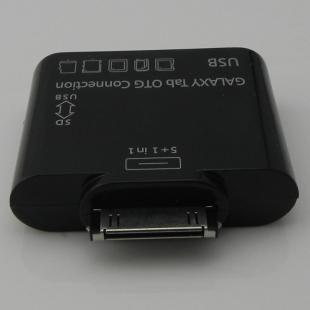 Buy OTG Connection Kit + Card Reader for Samsung Galaxy Tab 10.1 P7510/P7500/P7300/P7310 5