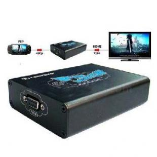 Buy PSP2000/3000 480P to HDTV 720P -Video Converter (Handheld Game Console to HDMI) 3