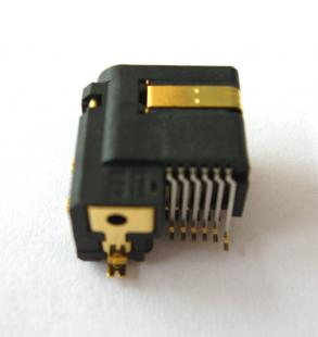 Repair Parts Replacement Earphone and Remote Jacks Module for PSP 3000