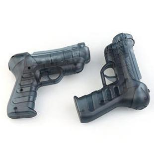 Buy Shooting Equipment Gun Pistol Adapter for Motion Controller PS3 Move (Pair) 1