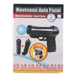 Buy Shooting Equipment Gun Pistol Adapter for Motion Controller PS3 Move (Pair) 2