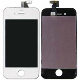 Sprint & Verizon iPhone 4 Replacement LCD Screen & Touch Screen White