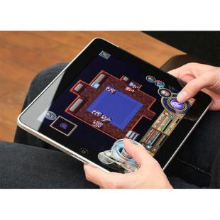 Buy Touchscreen Game Controllers Analog Joystick for iPad 1
