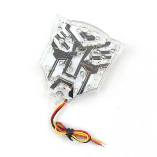 Buy Transformers Megatron Style LED Colorful Light for Automobiles (DC 12V) 1