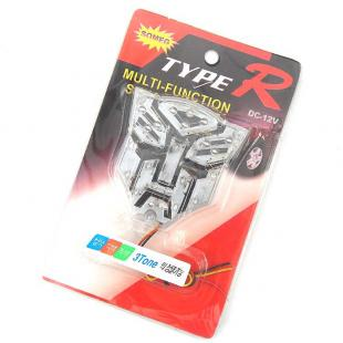 Transformers Megatron Style LED Colorful Light for Automobiles (DC 12V)