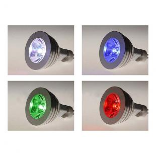 Buy 12V/E27 Home LED Lamp with IR Remote Control 1