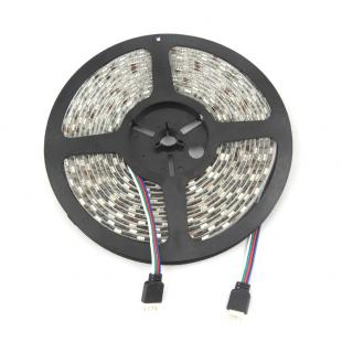 Waterproof RGB 300x5050 SMD LED Multicolored Light Strip (5 Meters/DC 12V)