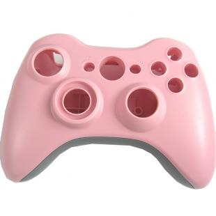 XBOX 360 Evolve Pink Chrome Controller Shell