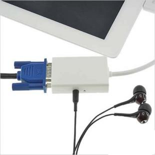 Buy iPad Dock Connector to VGA + Audio Output Adapter 3
