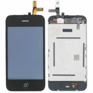 iPhone 3GS Replacement Screen with LCD & Touch Panel