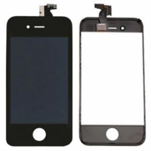 iPhone 4S Replacement Screen with LCD & Touch Panel Black