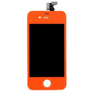 iPhone 4S Tangerine Complete Front Screen Assembly
